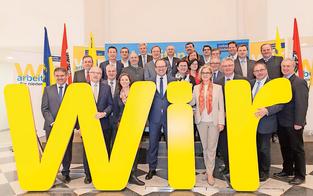 ÖVP präsentiert 300 Kandidaten für die Bezirke