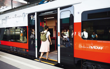 "Franz-Josefs-Bahn wird ""zukunftsfit"""
