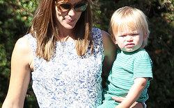 Jennifer Garner: So groß ist Sohn Samuel schon