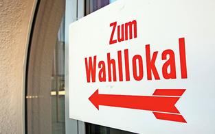 3 Parteien erwartet nun Briefwahl-Krimi