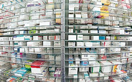 Kliniken: 600 Mal gingen 2018 fast die Medikamente aus