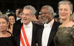 """Kofi Annan: Ball """"muss man gesehen haben"""""""