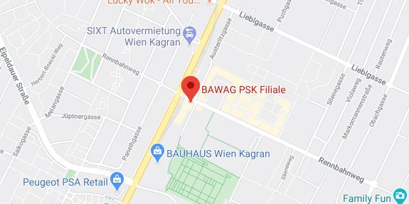 BAWAG-Rennbahnweg