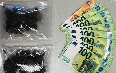 Zwei Drogenhändler festgenommen und Suchtgift sichergestellt