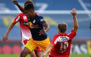 3:0 gegen Admira - Bullen wieder furios