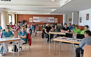 Pflegekräfte: Streiks dauern weiterhin an