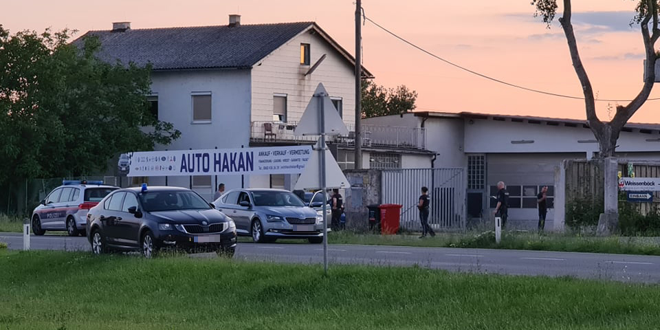 Gerasdorf Alarmfahndung