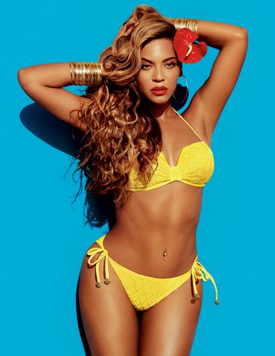 gut aussehend schnelle Farbe neuartiger Stil Beyoncé für H&M