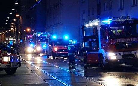 Älteres Ehepaar bei Zimmerbrand in Wien gestorben