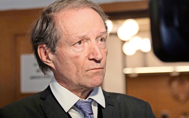 Anwalt Wolfgang Blaschitz