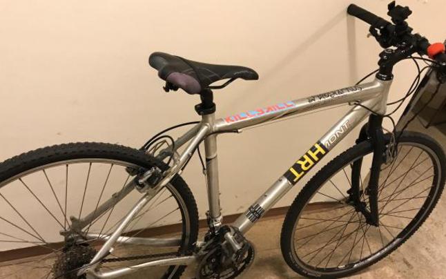 Zwei Festnahmen nach Fahrraddiebstahl