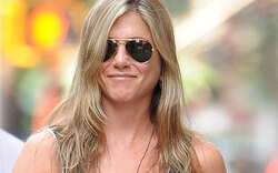 Aniston: Justin verpasste ihr gebrochenen Zeh