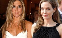 Jen will nicht mit Jolie im Flieger sitzen