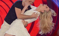 Larissa Marolt: Wilder Tanz mit Florian Silbereisen