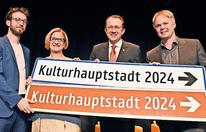 St. Pölten Kulturhauptstadt Europas 2024?