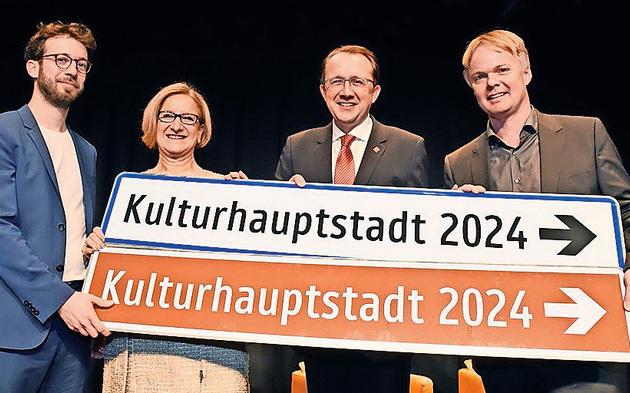 St. Pölten Kulturhauptstadt 2024