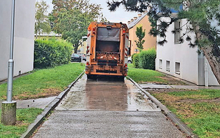 Von Müllwagen überrollt: So kam es zum Todes-Drama