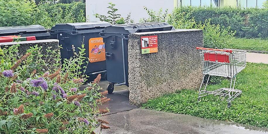Müllwagen 90-Jähriger überfahren getötet Larwingasse im 22. Bezirk Donaustadt