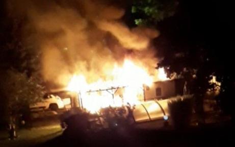 Videos zeigen dramatische Gasexplosion in Großfeldsiedlung