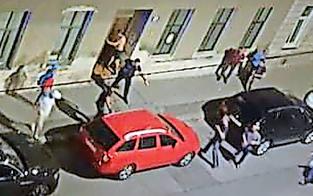 Wien-Brigittenau: Messerstecher warf Hund aus dem Fenster