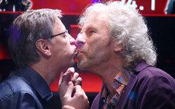 Gottschalk & Jauch: Lippenbekenntnis