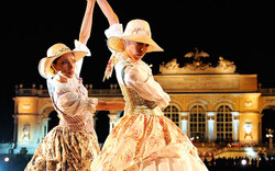 """Schönbrunn-Konzert der """"Philis"""" in Wien"""