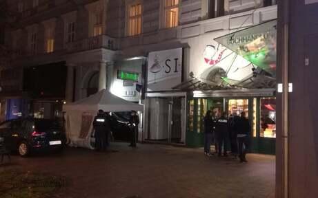 Juwelier in Wien hingerichtet: Jagd auf die Täter