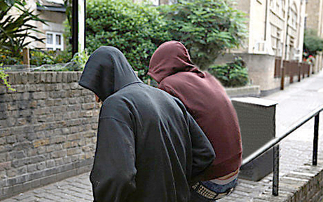 Brüder-Paar terrorisiert ganzen Ort