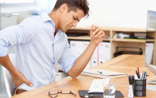Nacken- und Kreuzschmerzen als Berufskrankheit