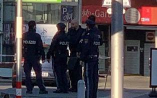 Bomben-Alarm wegen herrenlosen Koffer an Wiener Bahnhof