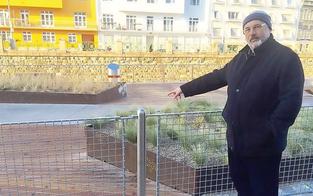 """Holz-Terasse am Wiental ist Fehlplanung"""