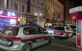 Polizei-Großeinsatz in Wien-Favoriten