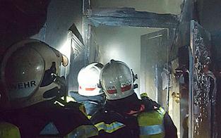 Rätselraten nach tödlichem Brand – nächstes Feuer in Szene-Lokal