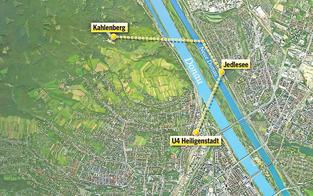 Erneuter Vorstoß für Seilbahn am Kahlenberg
