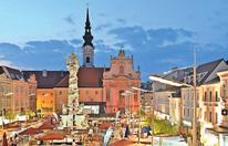 St. Pölten hofft auf ein echtes Kultur-Wunder