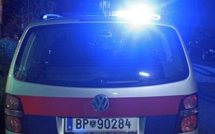 Bettler bedroht Angestellte und wird festgenommen