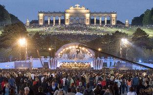 Sommernachts- Konzert: Plan steht