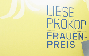 Startschuss für den 4. Liese-Prokop-Preis
