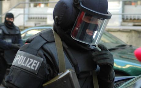 Silvester-Partygäste attackierten Wega-Beamte