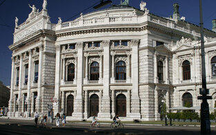 Erotik-Skandal am Burgtheater