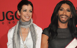 Conchita & Nena: Zweiter Auftritt fix