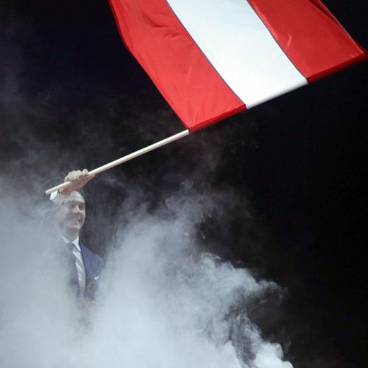 Wahlkampf-Auftakt der FPÖ