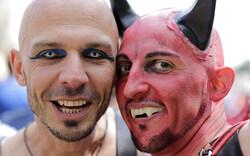 Regenbogenparade: Die besten Bilder