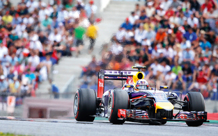 Formel 1 lockt heuer 200.000 ins Aichfeld
