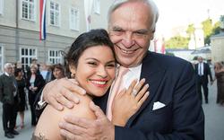 VIPs beim Start der Salzburger Festspiele