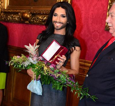 Conchita Wurst, Michael Häupl
