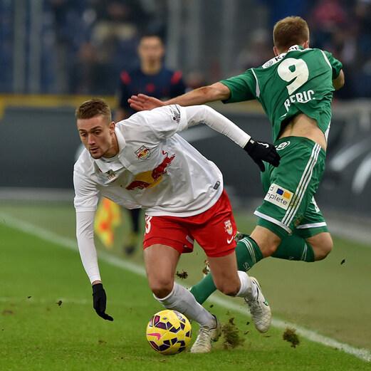 Alle Bilder: Red Bull Salzburg vs. Rapid Wien