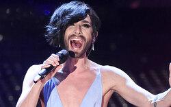 "Heute singt Conchita Wurst ""Unstoppable"""