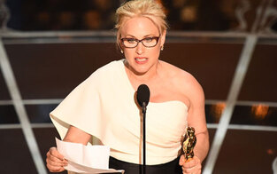 Arquette: Applaus für Feminismus-Rede
