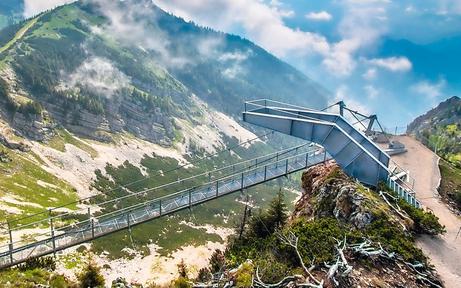Spaziergang am Hochkar in 1.750 Metern Höhe